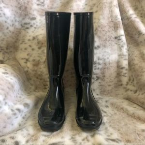 Coach Shoes - Coach classic rain boots